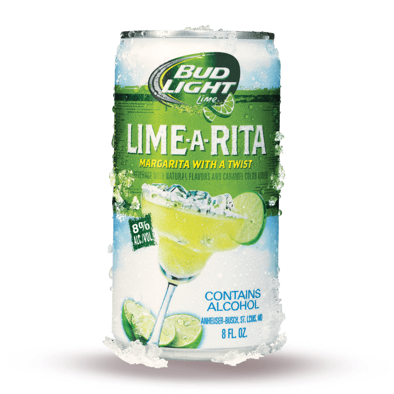 Bud Light Lime-A-Rita Logo
