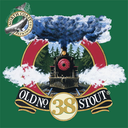 North Coast Old No. 38 Stout Logo
