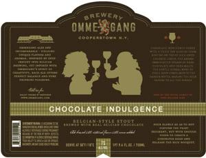 Ommegang Chocolate Indulgence Logo