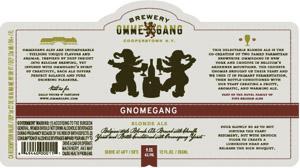 Ommegang Gnomegang Logo