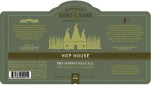 Ommegang Hop House Logo