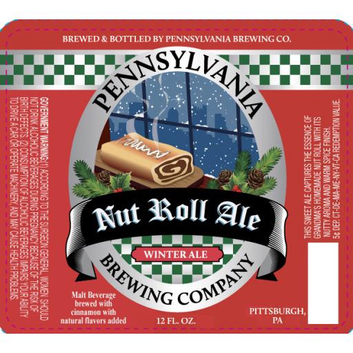 Penn Nut Roll Ale Logo