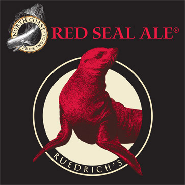 North Coast Red Seal Ale Logo
