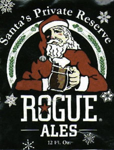 Rogue Santa's Private Reserve Logo