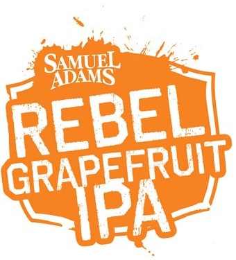 Samuel Adams Rebel Grapefruit IPA Logo