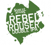 Samuel Adams Rebel Rouser Double IPA Logo