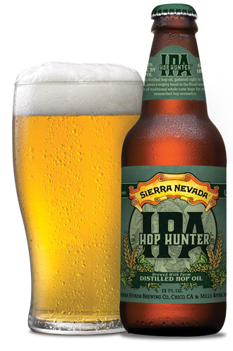 Sierra Nevada Hop Hunter Logo