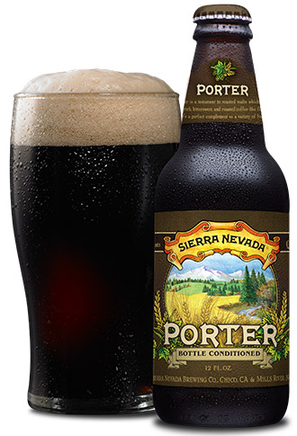 Sierra Nevada Porter Logo