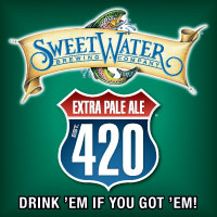 420 Extra Pale Ale Logo