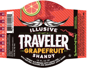 Grapefruit Traveler Logo