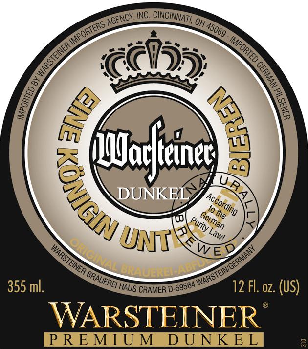 Warsteiner Dunkel Logo