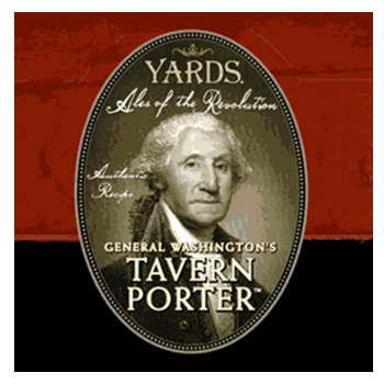 Yards George Washington Porter Logo