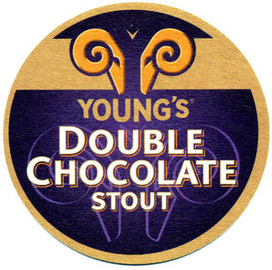 Young's Double Chocolate Stout Logo