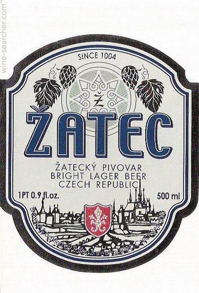 Zatec Lager Logo